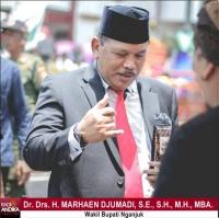 Wakil Bupati Nganjuk Setuju Libur Panjang Akhir Tahun Ditiadakan