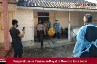 Empat Hari Tidak Keluar Rumah, Kakek Di Mojoroto Kediri Ditemukan Meninggal
