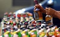Jual Minuman Keras, ditangkap Polisi