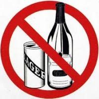 Polisi Sita Puluhan Botol Minuman Keras.