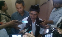 Tim penjemputan gelar Tan Malaka, dari Kabupaten Lima puluh Kota Sumatera Barat, hari ini hadir di Kabupaten Kediri.