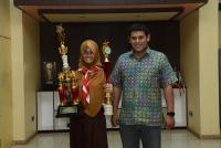 Walikota Apresiasi Prestasi Najma Juarai Tilawah MTQ