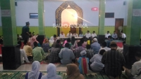 Walikota Kediri Abdullah Abubakar, Ajak Anak-anak untuk Mencintai Masjid.