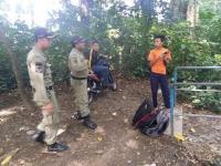 Satuan Polisi Pamong Praja Kota Kediri, hari ini melakukan razia pada pelajar Bolos Sekolah