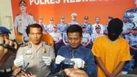 Polres Kediri Kota Tangkap Pengedar Sabu-Sabu