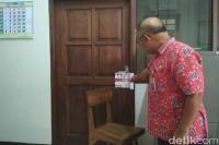 KPK Juga Segel Dua Ruangan di Kantor Dinas PUPR Kota Blitar