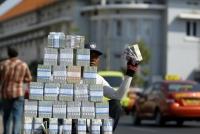 Penukaran Pecahan Uang Baru Jelang Lebaran