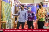 Wali Kota Kediri Buka Pameran Gerakan Nasional Bangga Buatan Indonesia