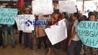 Warga Sumberingin Kabupaten Blitar Geruduk Balai Desa, Adukan Dugaan Pungli oleh LMDH