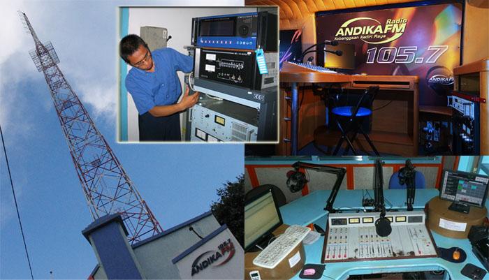 Andika FM Kediri 1