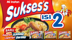 MIE SUKSES