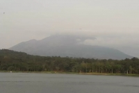 Hutan Gunung Lemongan Lumajang Terbakar