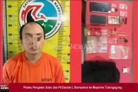 Lagi! Satresnarkoba Polres Tulungagung Tangkap Pengedar Sabu dan Pil Double L